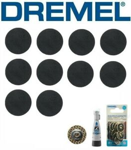 DREMEL ® SD60 Pet Nail Grooming Discs (To Fit: Dremel 7020) (10 No) (2615PG10AC)
