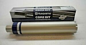 """Husqvarna Core Bit 592881005 Vari-Drill B30 3"""" Diamond Core Drill Bit 14CT"""