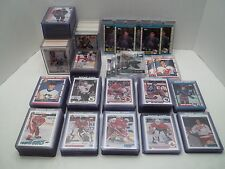 Lot of 750+ Hockey Cards-Many 90's Rookies-Over $1500 Book Value-Brodeur-Sakic