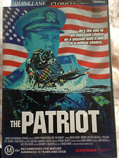 """The Patriot""* DVD; Leslie Nielson, Gregg Henry *USED *"