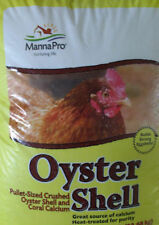 5 lbs CRUSHED OYSTER SHELL  CHICKEN / POULTRY FEED ~ SUPPLEMENT 5 lbs