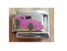 Italian Charms Charm E31 Pink American Sports Car