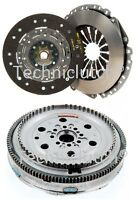 LUK DUAL MASS FLYWHEEL DMF AND CLUTCH KIT & CSC FOR OPEL ASTRA H 1.3 CDTI