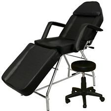 Portable Dental Chair + Stool Package