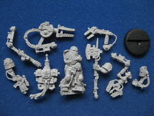 Warhammer 40K Techmarine Tech Marine With Full Harness Finecast *New* (P5)