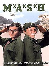 MASH - Season 3 (DVD, 2003, 3-Disc Set)