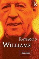 Raymond Williams by Inglis, Fred