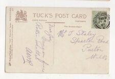 Joe Staley Sparton Road Purton Wiltshire 1907  764a