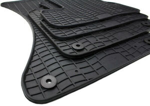 Fußmatten passend für Audi Q5 / SQ5 8R Gummimatten Premium Qualität Allwetter