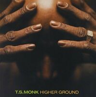 Ts Monk - Higher Ground [CD]
