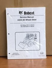 Bobcat S70 Skid Steer Loader Service Manual Shop Repair Book 6986662