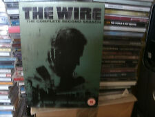 The Wire - Series 2 - Complete (DVD, 2005, 5-Disc Set)