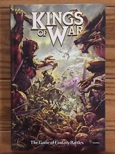 Kings Of War, 2nd Edition: Rulebook Hard Cover