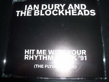 Ian Dury And The Blockheads – Hit Me With Your Rhythm Stick '91 Remix CD Single