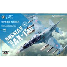 Kitty Hawk 1/48 Russian Yak-130 FREE RESIN FIGURES INCLUDED KH80157 NEW