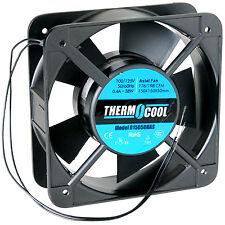 Thermocool 110 VAC Fan 150 x 50mm Sleeve Bearing 176 CFM