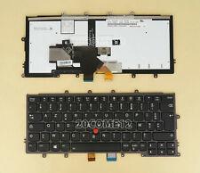 New For Lenovo Thinkpad X250 X260 X270 Keyboard French Clavier Backlit