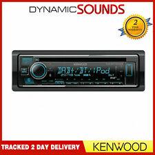 Kenwood KDC-BT730DAB CD/USB Bluetooth DAB+ Radio Car Stereo Headunit