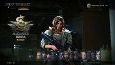 Account Activision Call of Duty perfect for Warzone with Armi al massimo e skin
