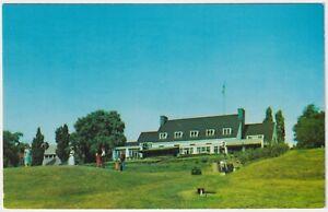 Edgewood Country Club, Wilkinsburg, Pennsylvania - Vintage Postcard