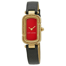 Marc Jacobs The Jacob Red Dial Ladies Watch MJ1496