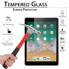 """Tempered Glass Screen Protector For Apple iPad 6th Generation iPadPro 9.7"""" 2018"""