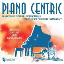 Tremills Kathryn - Piano Centric Neuf CD