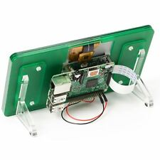 Display Frame for Official Raspberry Pi Touchscreen - Green