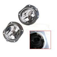 Pair Right Left Front Fog Lamp Light For Mercedes-Benz W164 R171 W204 C300 CL550