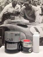 Peinture carrosserie: 0,85 L Vernis Auto EXTRA MAT High Solid prêt à l'emploi