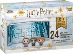 Harry Potter Adventskalender Calendar 24 Funko Pocket POP!