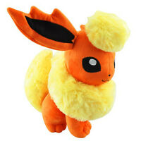846| peluche-Flareon-pokémon-peluche-pikachu-pokémon go-Flareon-pikatchu