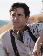 """Colin Farrell (""""The Beguiled"""" star) Signed photo"""