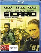 Sicario (Blu-ray, 2016)