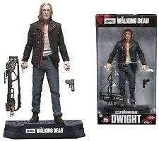 "The Walking Dead Colour Tops Dwight 7"" Figure McFarlane IN STOCK"
