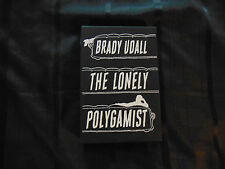 The Lonely Polygamist by Brady Udall signed 1st/1st in SLIPCASE