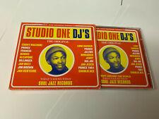 Studio One DJ's (CD 2002) NM/EX 5026328100586