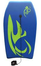 Bo-Toys Body Board Lightweight With EPS Core 33 Inches Blue