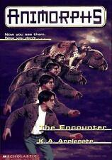 The Encounter Animorphs#3