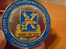 US Army 3424TH MI DET National Ground Intelligence CTR NGIC OEF Challenge Coin
