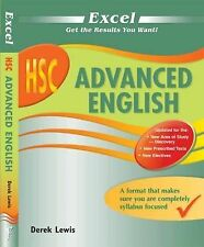 Excel HSC Advanced English by Derek Lewis (Paperback, 2014)