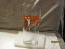 Vintage Hooters Makes You Happy Pint Beer Glass