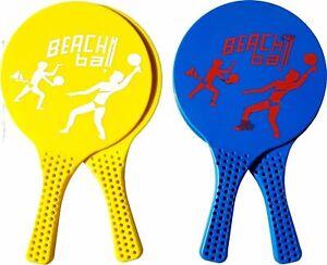 Beachballschläger Strand Spiel Tischtennis Schläger Softball Ballsport Sport
