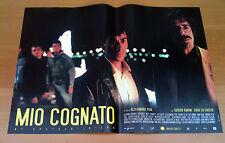 MIO COGNATO fotobusta poster Sergio Rubini Luigi Lo Cascio Arcieri Piva BP27