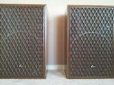 Vintage Sansui sp-7500x speakers(Pair of Museum Grade)