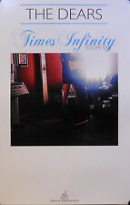 THE DEARS, TIMES INFINITY VOLUME ONE POSTER (Y3)