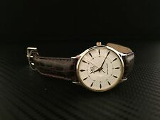Q And Q Brand Men's Q270-101Y Leather Watch