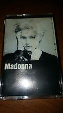 MADONNA - SELF TITLED - CASSETTE TAPE