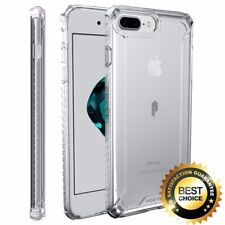 For Apple iPhone 7 Plus Case Poetic [Affinity] Shockproof TPU Bumper Cover Clear