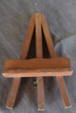 Foldable Wooden Small Size Display Easel - GDC - GREAT FOR SMALL FRAMES & PLATES